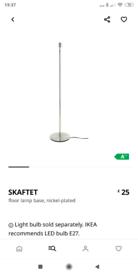 IKEA floor lamp - BNIB