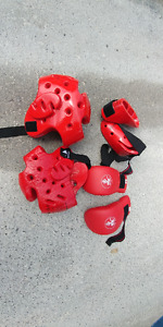 karate sparring gear