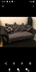 Lovely sofa for sale 195cm length great condition