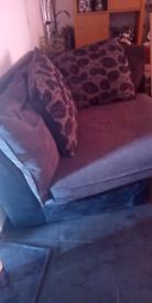 FREE Grey corner sofa