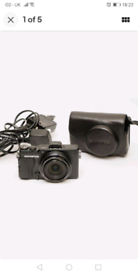 Rare Olympus Stylus XZ-2 digital camera in black. Actual pictures of