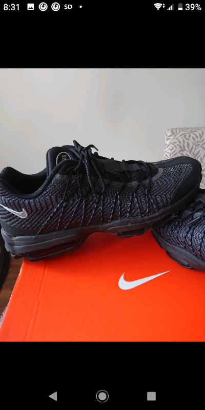 the best attitude 2ed8a 2aed8 Nike Air Max 2017 genuine trainers size 11 | in West Derby, Merseyside |  Gumtree