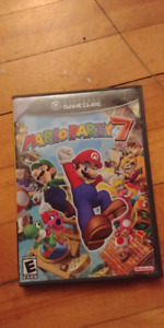 Mario party 7 pour nintendo game cube
