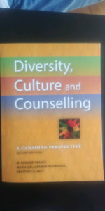 Diversity, Culture, and Counselling - A Canadian Perspective