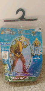 Skylander Stink Bomb Costume Size Medium