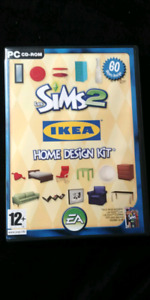 Sims 2 IKEA Home Design Kit