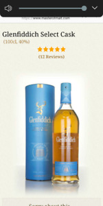 Glenfiddich Select Cask 1L (not avail in LCBO)