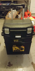 Stanley Fatmax Mobile Station Tool Box