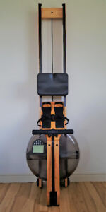 Water Rower Rowing Machine – $1,100 – Perfect Condition!