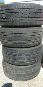 Yokohama Tires used 225 50 r17