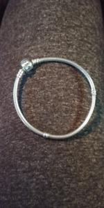 Never worn pandora bracelet