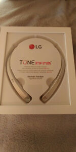 LG Tone Infinim NOT OPENED ! BRAND NEW !