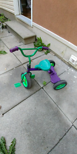 Tricycle for boy