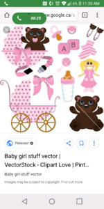 Looking for free baby girl items