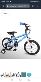Bicycle Stitch Pluto blue