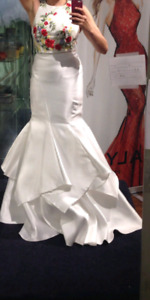 Bridal Satin Wedding Skirt - New never worn - Jupe de Mariage