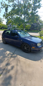 2001 volkswagon golf tdi