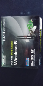 Asus Wireless Internet PCI-Express Card