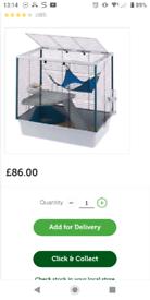 Large rat/ferret cage