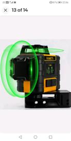 Laser Level 3 x 360°, 3D