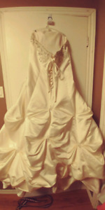 Wedding Dress - REDUCED