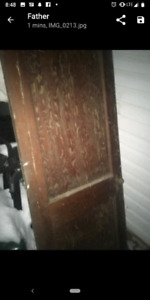 Rustic/old/weathered Doors