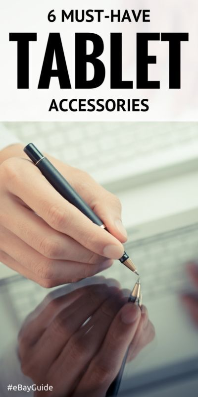 You bought a new tablet and not sure what accessories you need? Here is my list of 6 must-have tablet accessories. Enjoy