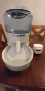 automatic pet feeder (autopetfeeder small)