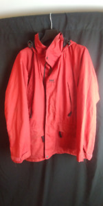 Large Helly Hansen rain jacket