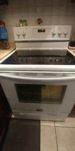 Stove ; oven fan; microwave; dishwasher