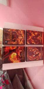 dvds usagés tous encore en très bon état