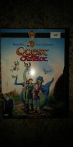 Quest for Camelot DVD