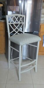 Off White Counter Height Chairs/Stools - Brand New in Box