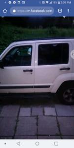 2008 jeep liberty sport $1000 PICK UP ASAP