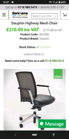 Dauphin highway chair desk