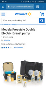 Mendela breast pump