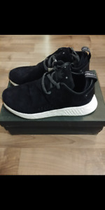 Brand new Adidas NMD C2 Suede