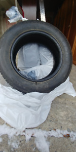 Winter Tires Like New! Uniroyal Tiger Paw Ice & Snow