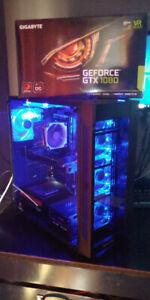 PC GAMER i7 (12 THREAD),16GB DDR4, GTX 1070 8GB, SSD 240GB, 2TB