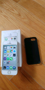 unlocked iphone 5s 16 gigs silver