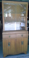 Display Cabinet  made by Knechtel