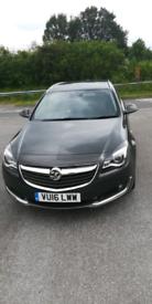 Vauxhall insignia 2016. 2.0 cdti start /stop. 112k.full service histor
