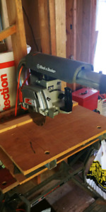 B&D railarm saw for sale