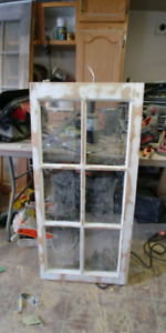WANTED *Antique Windows * WANTED