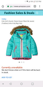 Looking for Hatley Nordic pedal ski jacket