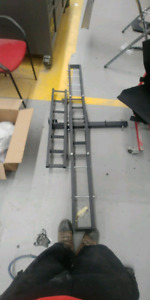 """2"""" Hitch Motorcycle Rack"""