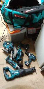 ENSEMBLE 18V MAKITA