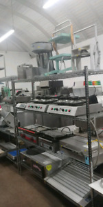 QUALITY COMMERCIAL RESTAURANT EQUIPMENT! DELIVERY!