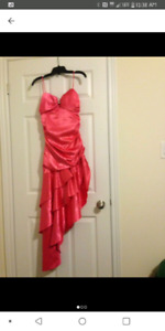$10$ Pink Formal Dress (Size 5/6)