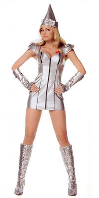 Wizard Of Oz Costumes Cheap (Cheap Leg Avenue Tin Girl Costume, Wizard of Oz)